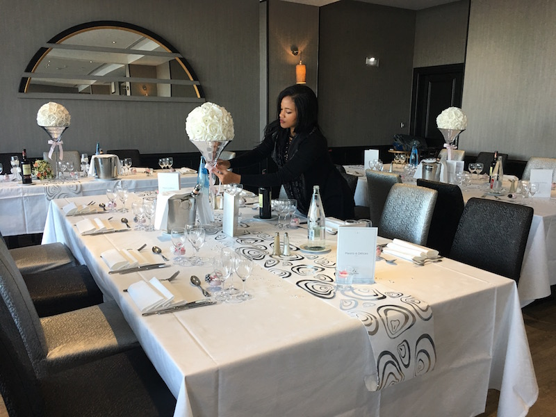 Vanessa Bul'An'Sung - Event Planner