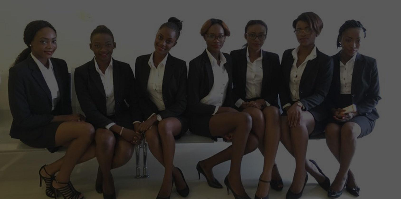 Hôtesses d'accueil et protocole