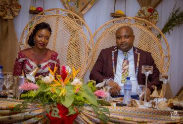 Mariage traditionnel congolais d'Ornella et Coco by Agence Dorée