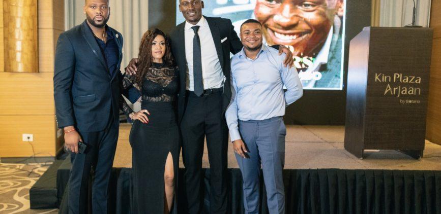 Brunch & Gala for Bismack Biyombo Foundation by Agence Dorée