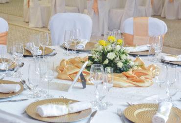 Graduation party at the Kempinski Hotel