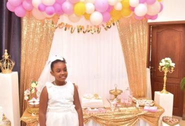 Première communion Océane Nzinga