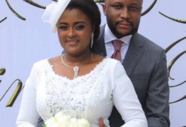 Mariage civil couple Nkanga by Agence Dorée
