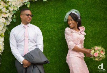 Mariage du couple Amani & Olivier Kasongo by Agence Dorée