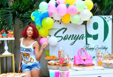 Happy 19th birthday Sonya Pembe by Agence Dorée