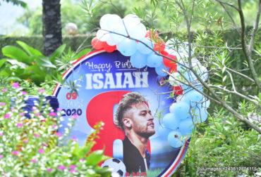 Isaiah Birthday by Agence Dorée